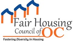 Fair Housing - Orange County logo